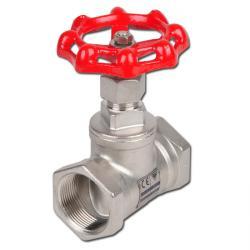 Sleeve shut-off valve - stainless steel - PN 16