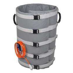 Drum heating - 0 to 120 ° C - PTFE coating - IP54