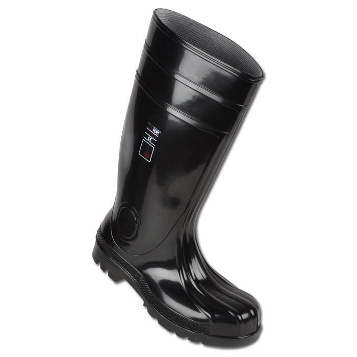"Stiefel ""Baumeister"" PVC/Nitril - EN 345  S5"