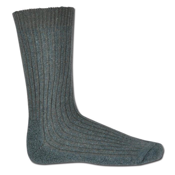 Socke - Armysocke - 20/30/50% MG - wadenlang