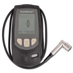 Schichtdickenmessgerät Untergrund NFe-Metall Meßbereich 0-1500 µm - Serie PosiTector 6000