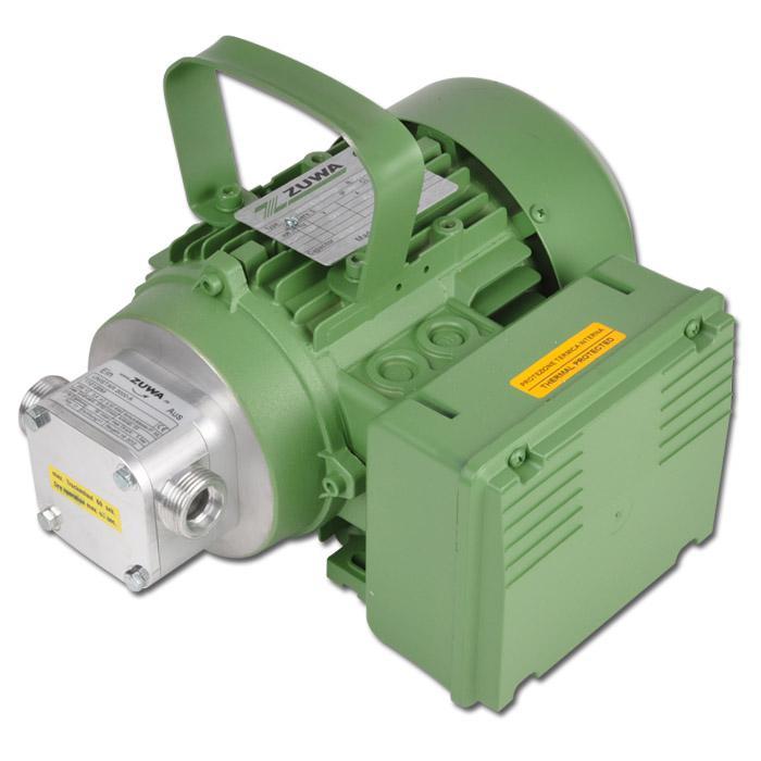 """Pompe à rouet  """"UNISTAR 2000-A"""" - max. 30 l / min - 5 bar - pour produits non-ab"""