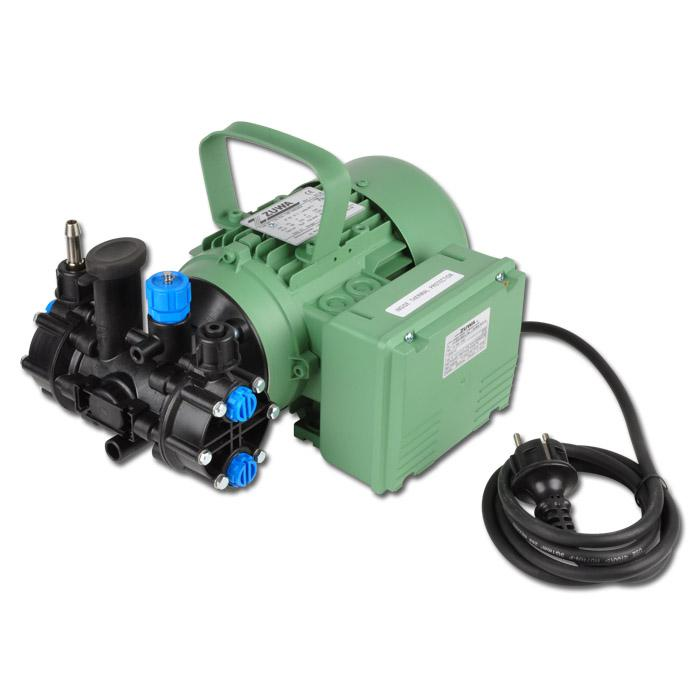 Membranpump MC 18 - elmotor 230 V / 400 V - 11,9 l / min - 15 bar