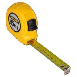 Roll måttband - längd upp till 8 m - räckvidd upp till 25mm - STANLEY