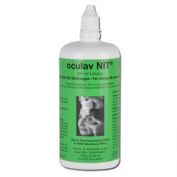 """Ögonspolning """"oculav NIT®"""" - steril lösning - 250 ml"""