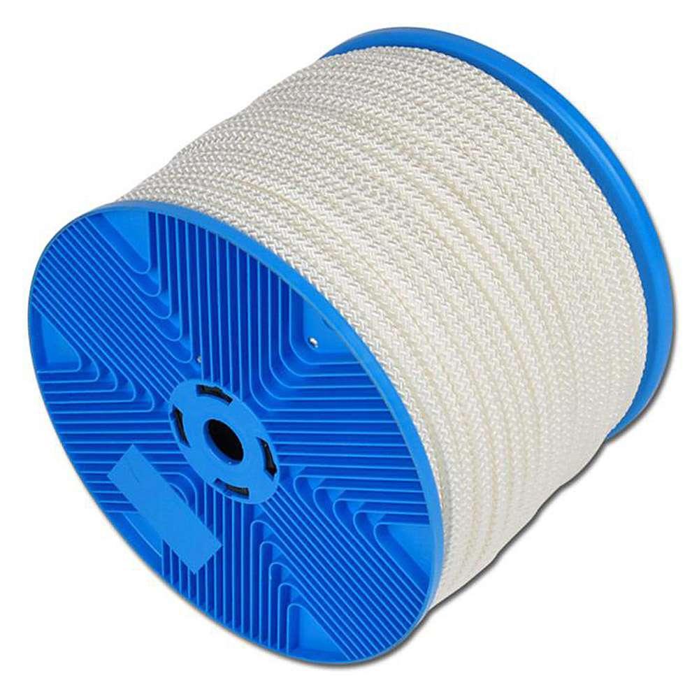 Rope - flätat - stabiliserat termo - Flexibel - polyamid - Meterware