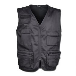 "Allround Vests ""ASENDORF"" - 65% Polyester/ 35% Cotton - Marine"