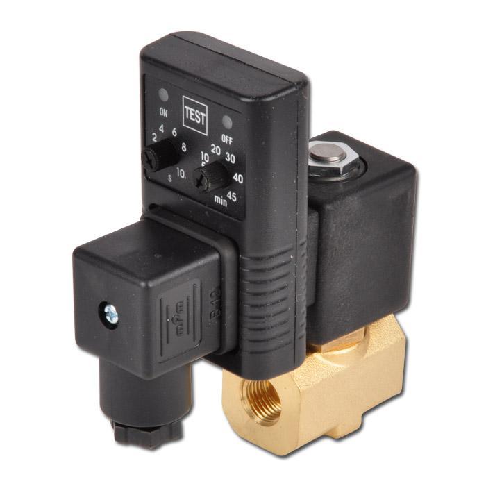 """Kondensatableiter - taktgesteuert - Gewinde 1/2"""" u. 1/4"""" - DN 4 - PN bis 16 - IP 65"""