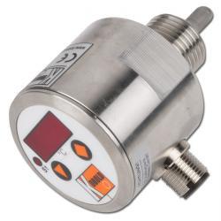 """Elektronischer Temperaturschalter mit LED-Anzeige - IP 65 - Gewinde 1/2"""" oder 3/4"""""""