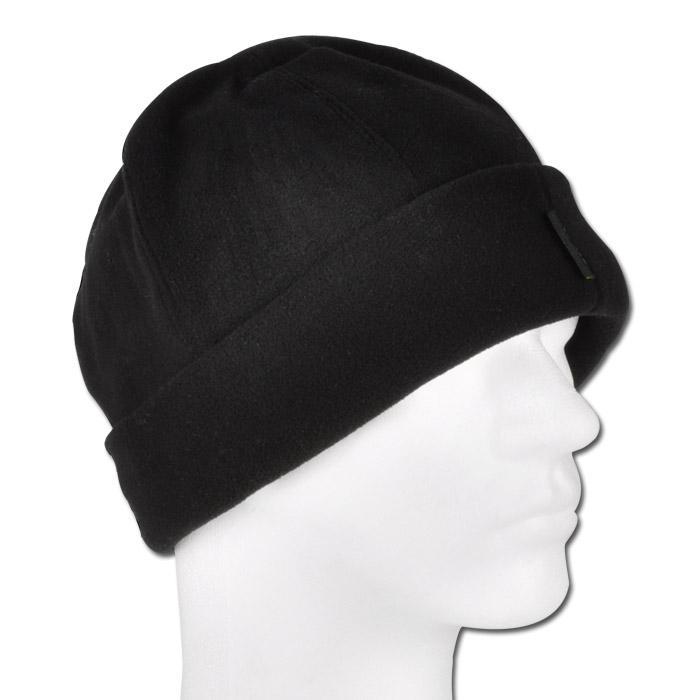 ed15d089 Docker cap - Dickies - Black - 100% Fleece - one size
