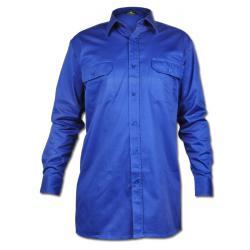 """Skjorta """"Planam"""" - långärmad - 100% bomull"""