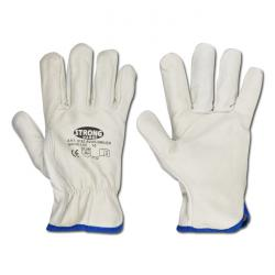 "Driver Gloves ""Driver"" - Cattle Nappa - Green"