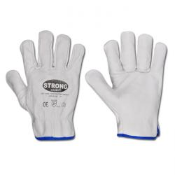 "Drive Glove "" Nature Driver"" - Calf Nappa Leather - Color Nature - Norm EN 388 /"
