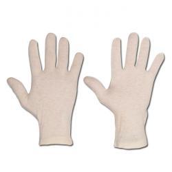 """Trikot Schutzhandschuh """"Xian"""" - Baumwoll-Trikot - Farbe weiß"""