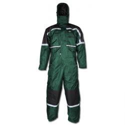 Tuta - imbottita e impermeabile - Dickies - antifreddo - colore verde