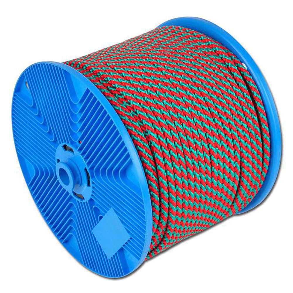 Textilrep - Form E - UV-stabil - Polypropylenväv