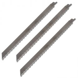 WILPU RWM 300 Saw Blade With Serrated Edge - Blister With 2 Pieces