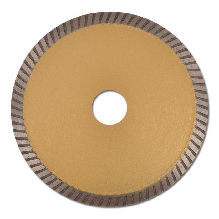 Diamantkapskiva - Standard plus - keramik - Ø 115 eller 125 mm