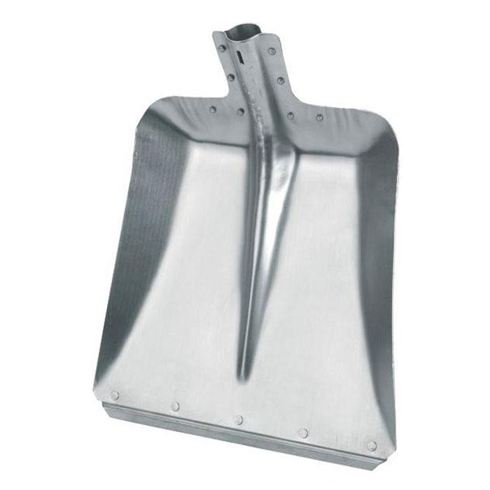 Aluschaufel mit Kante - Grösse 340 x 325mm und 380 x 380mm