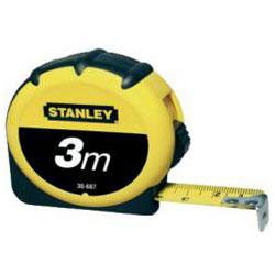 Måttband Tylon® längd 3 och 5m - Bi-material - Stanley