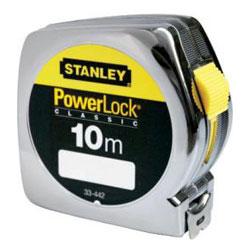 Roll måttband Power - längd från 5 till 10 m - Stanley