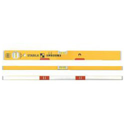 Vattenpass LM - längd 400-2000mm - med magnet - Stabila