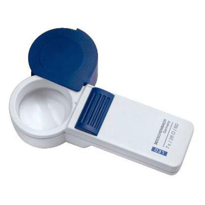 Leuchtlupe mobilux LED - Linsen-Ø 35 mm - 7 oder 10-fach Vergrößert