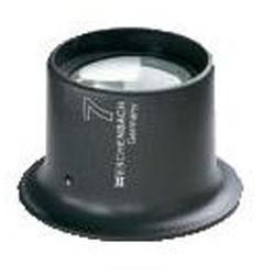 loupe d'horloger - lentille plano - 52x40x42 mm