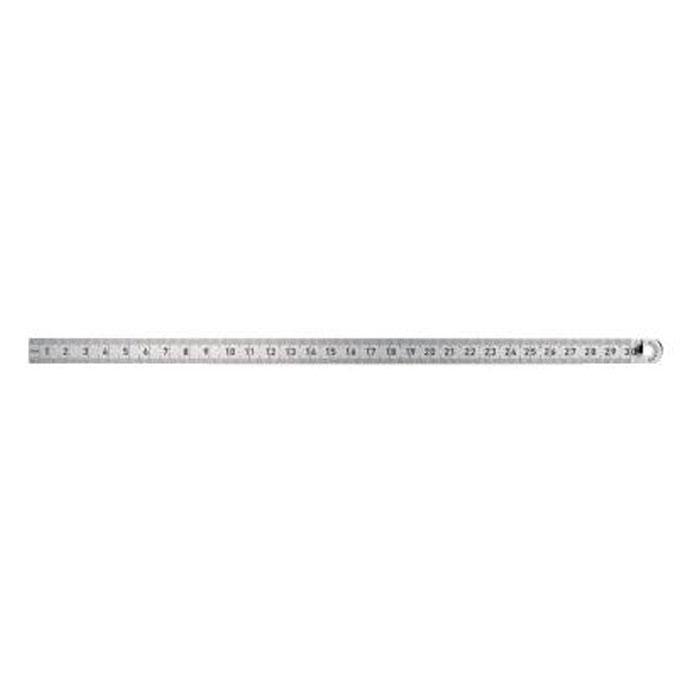 Joustava teräs sääntö - 100-2000 mm - ruostumaton