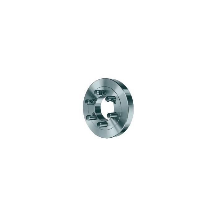Kort kona Gussflansch, Ø A / bowling: 160 / 4-315 / 8 mm, DIN55029, Rhoem