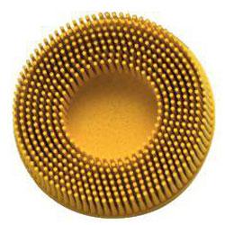"""Roloc™-Bristle Disc Cubitron™ - Gelb - Körnung 80 - RD-ZB - """"3M"""""""