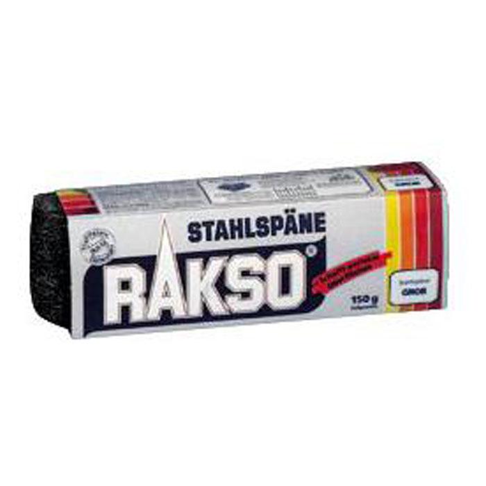 Stahlspäne, Fein/ Mittel/ Grob, 150 g, RAKSO