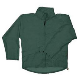 PU Stretch Rain Jacket - green - Sizes S-XXL - HELLY HANSEN
