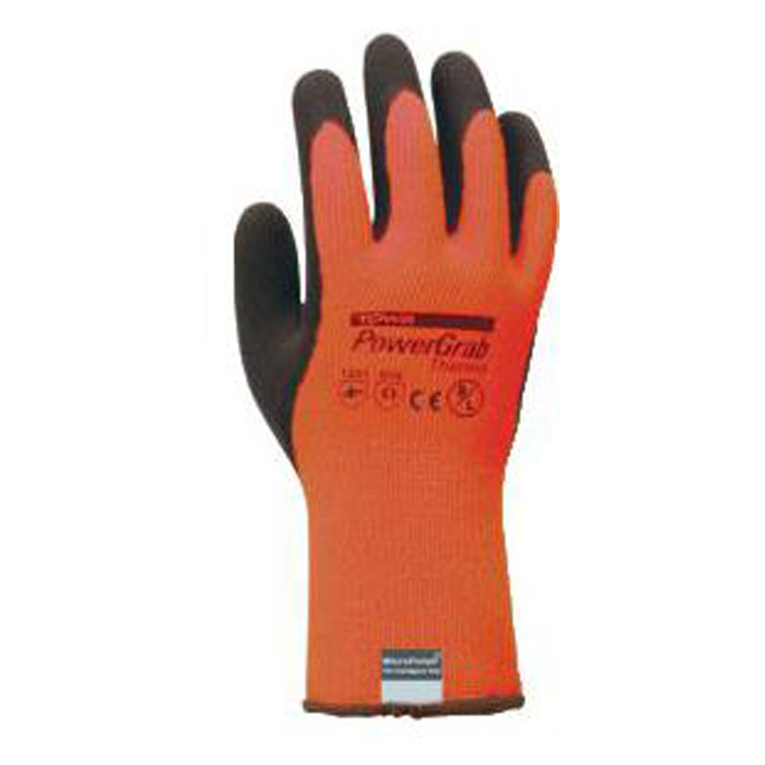 "Stickad handske ""PowerGrab® Thermo"" - Cat 2 -. Towa"