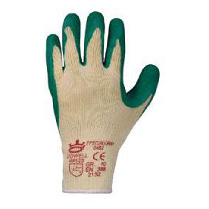 """Stickad handske """"special grepp"""" - naturlatex - Cat 2 -. Stronghand®"""