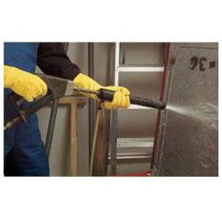 "Naturlatex-Handschuh ""Vital 124"" gelb - Kat. 3, EN 374 - MAPA®"