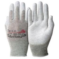 """Handske Jersey """"CAMAPUR Comfort 625"""" - antistatisk - Cat 2 - KCL"""