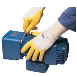 "Trikot-Handschuh ""Sahara 100""- Nitril - Kat. 2 - bis 190°C - KCL"