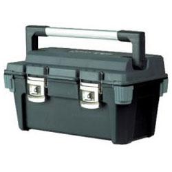 """Werkzeugbox """"Pro"""" - Kunststoff - schwarz - STANLEY®"""