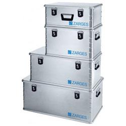 Aluminium-Transportboxen - versch. Größen - ZARGES