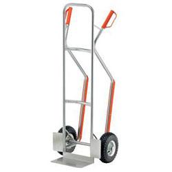 "Aluminum hand truck ""PROFI"" - load 150 kg - CE, GS"