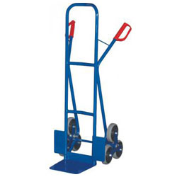 Tubular steel stairs cart - Carrying capacity: 200 kg