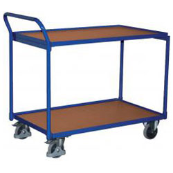 Table trolley - Carrying capacity: 250 kg - steel pipe