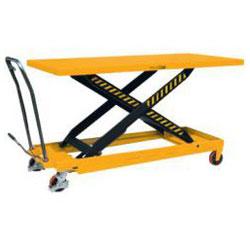 "Scissor ""TG 50"" - mobile - carrying capacity 500 kg"