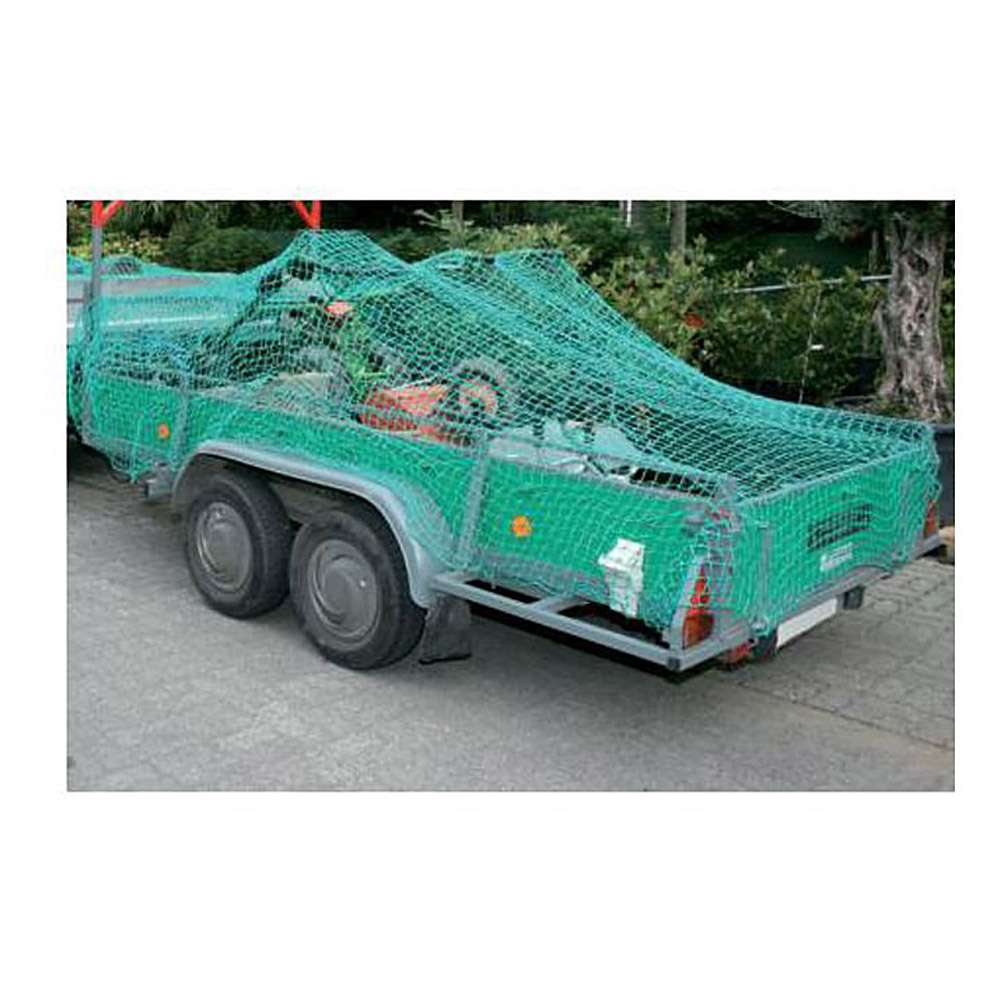 security net for trailer flatbed green spanset. Black Bedroom Furniture Sets. Home Design Ideas