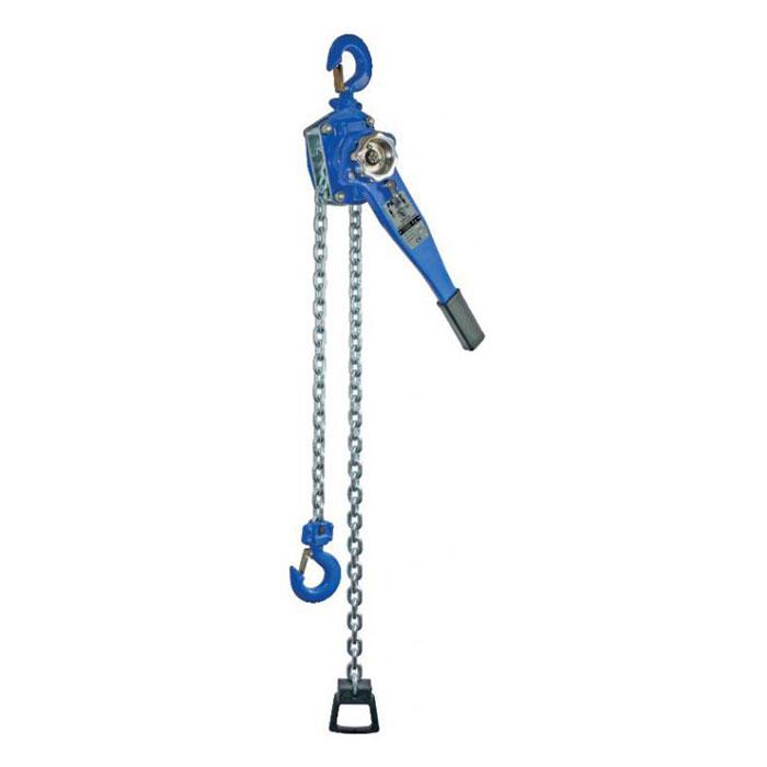Hebelzug - Tragfähigkeit bis zu 3 t - Hubhöhe 1,5 m - Yale®