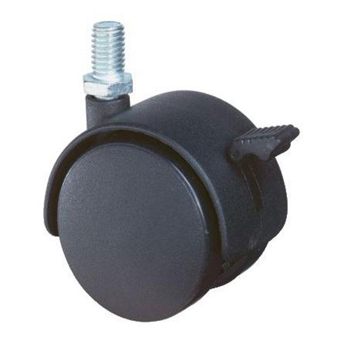 Lenkrolle F85 - mit Gewindestift - Ø 40/ 50 mm - BS ROLLEN