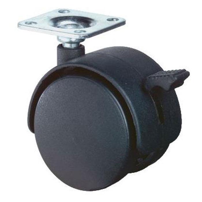Lenkrolle F85 - mit Anschraubplatte - Ø 40/ 50 mm - BS ROLLEN