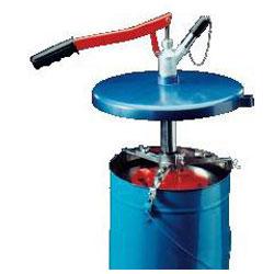 Fettspruta påfyllningssystemet - lämpligt för cirka 5 till 50 kg hink - PRESSOL