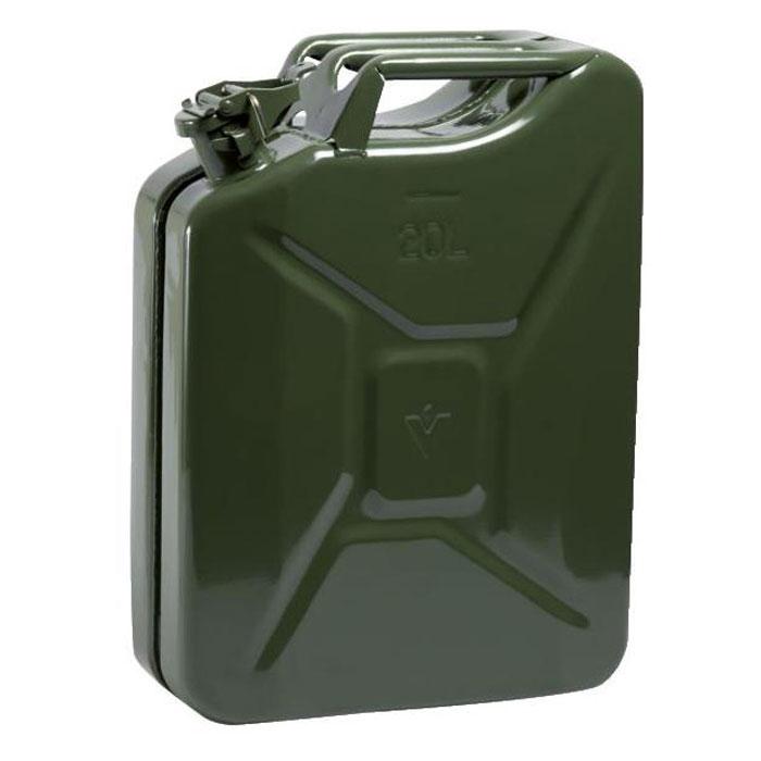 Stahlblech-Benzinkanister - 10/ 20 Liter - kraftstoffbeständig